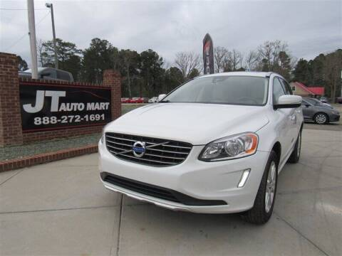 2014 Volvo XC60 for sale at J T Auto Group in Sanford NC