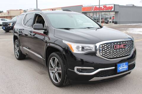 2017 GMC Acadia for sale at L & L MOTORS LLC - REGULAR INVENTORY in Wisconsin Rapids WI