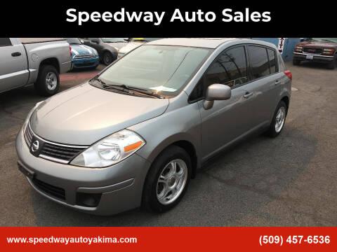 2009 Nissan Versa for sale at Speedway Auto Sales in Yakima WA