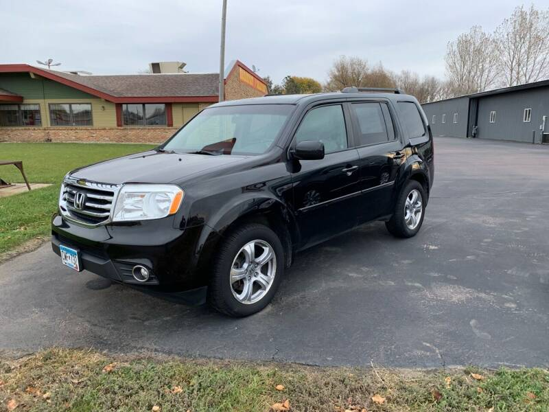 2012 Honda Pilot for sale at Welcome Motor Co in Fairmont MN