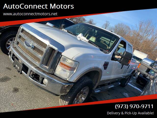 2008 Ford F-250 Super Duty for sale at AutoConnect Motors in Kenvil NJ