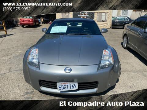 2003 Nissan 350Z for sale at El Compadre Auto Plaza in Modesto CA