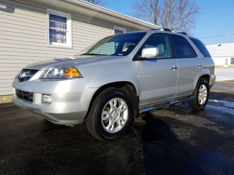2006 Acura MDX for sale at CALDERONE CAR & TRUCK in Whiteland IN