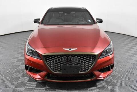 2019 Genesis G80 for sale at Southern Auto Solutions - Georgia Car Finder - Southern Auto Solutions-Jim Ellis Hyundai in Marietta GA