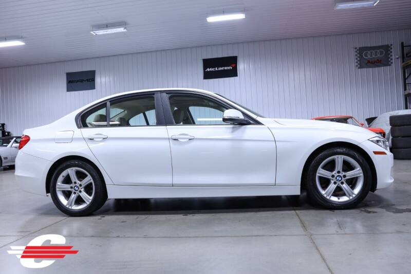 2014 BMW 3 Series AWD 320i xDrive 4dr Sedan - North Syracuse NY