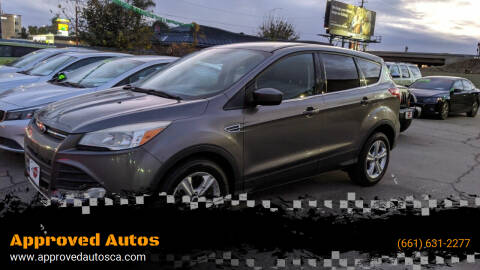2014 Ford Escape for sale at Approved Autos in Bakersfield CA
