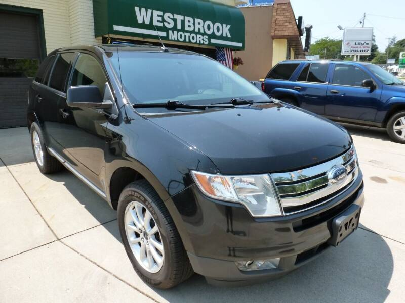 2009 Ford Edge for sale at Westbrook Motors in Grand Rapids MI