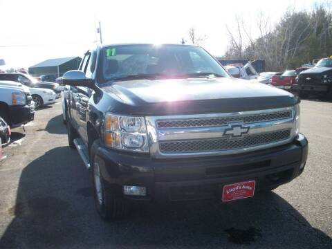 2011 Chevrolet Silverado 1500 for sale at Lloyds Auto Sales & SVC in Sanford ME