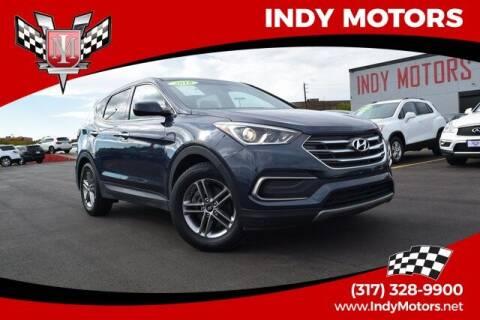 2018 Hyundai Santa Fe Sport for sale at Indy Motors Inc in Indianapolis IN