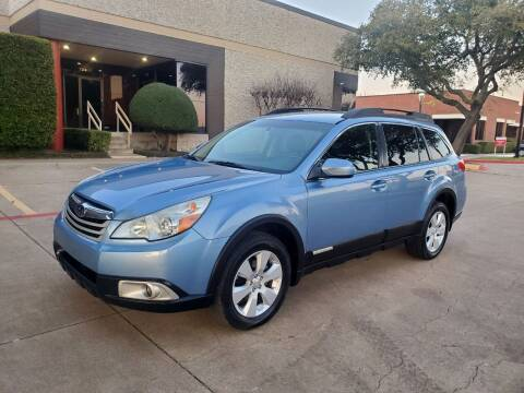 2010 Subaru Outback for sale at DFW Autohaus in Dallas TX