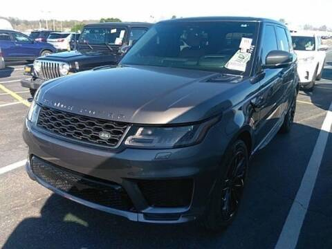 2018 Land Rover Range Rover Sport for sale at Godspeed Motors in Charlotte NC
