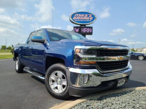 2017 Chevrolet Silverado 1500 for sale at Monkey Motors in Faribault MN