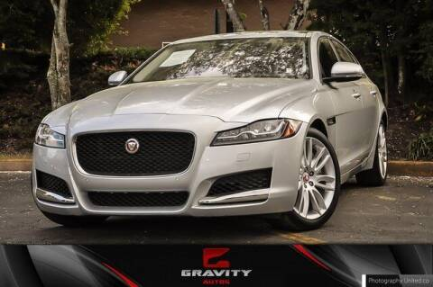 2016 Jaguar XF for sale at Gravity Autos Atlanta in Atlanta GA