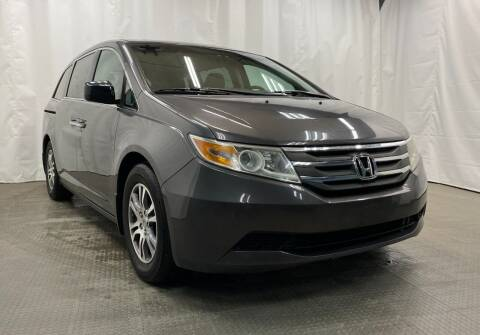 2012 Honda Odyssey for sale at Direct Auto Sales in Philadelphia PA