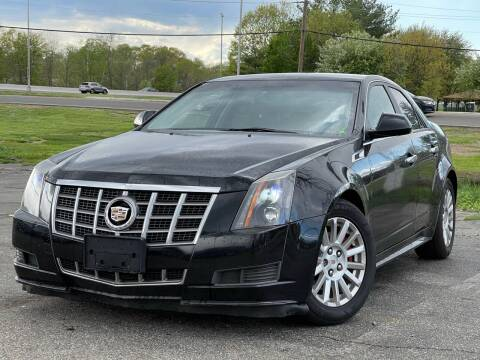 2012 Cadillac CTS for sale at MAGIC AUTO SALES in Little Ferry NJ