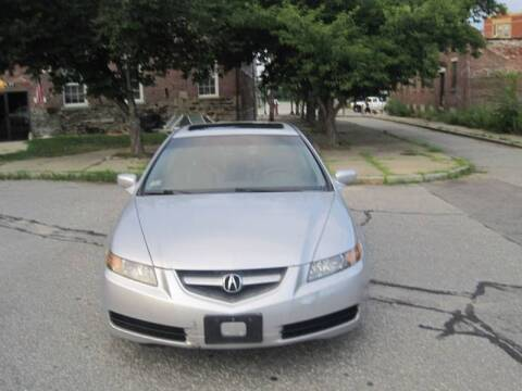 2005 Acura TL for sale at EBN Auto Sales in Lowell MA