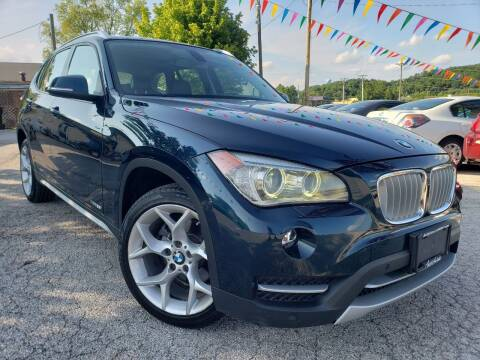 2014 BMW X1 for sale at BBC Motors INC in Fenton MO