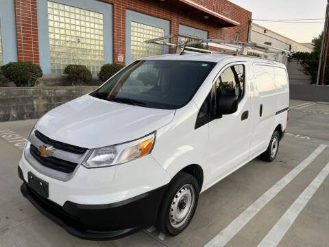 2018 Chevrolet City Express Cargo for sale at AS LOW PRICE INC. in Van Nuys CA