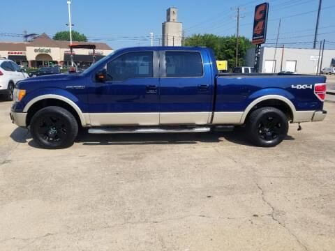 2009 Ford F-150 for sale at C4 AUTO GROUP in Claremore OK