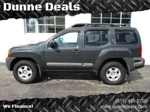 2005 Nissan Xterra for sale at Dunne Deals in Crystal Lake IL