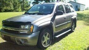 2006 Chevrolet TrailBlazer for sale at Seneca Motors, Inc. (Seneca PA) - MEADVILLE, PA LOCATION in Conneaut Lake PA