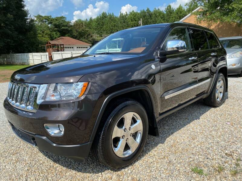 2011 Jeep Grand Cherokee for sale in Athens, GA