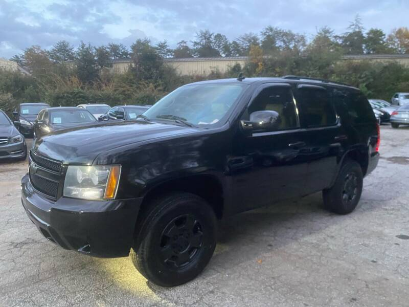 2009 Chevrolet Tahoe for sale at Car Online in Roswell GA