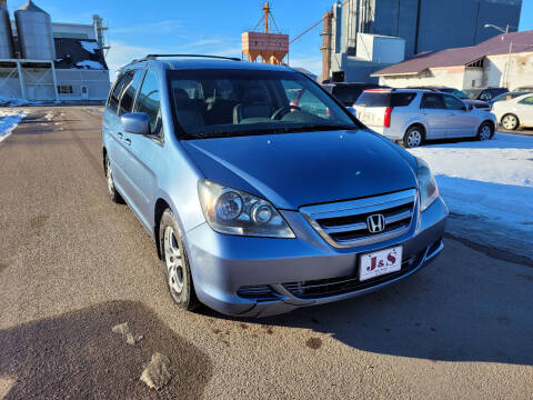 2005 Honda Odyssey for sale at J & S Auto Sales in Thompson ND