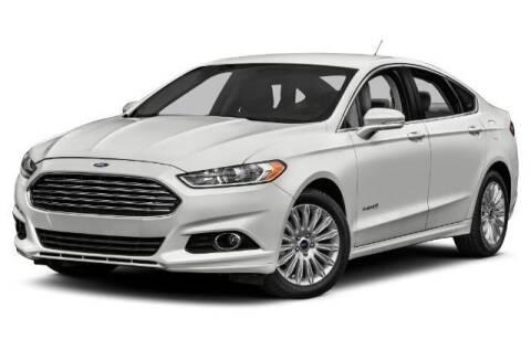 2015 Ford Fusion Energi for sale at USA Auto Inc in Mesa AZ