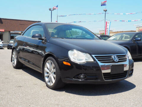 2007 Volkswagen Eos for sale at Sunrise Used Cars INC in Lindenhurst NY