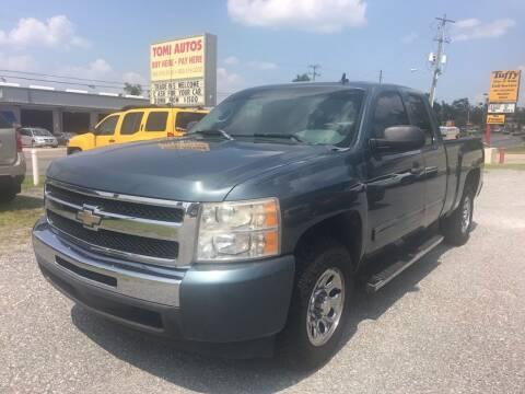 2011 Chevrolet Silverado 1500 for sale at TOMI AUTOS, LLC in Panama City FL