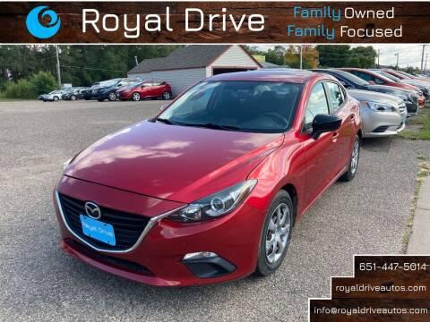 2014 Mazda MAZDA3 for sale at Royal Drive in Newport MN