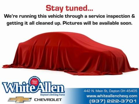 2017 Chevrolet Cruze for sale at WHITE-ALLEN CHEVROLET in Dayton OH