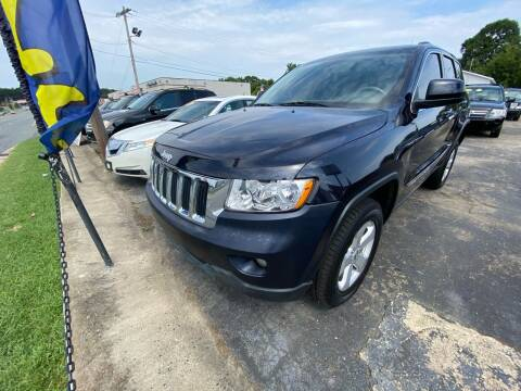 2011 Jeep Grand Cherokee for sale at L&M Auto Import in Gastonia NC