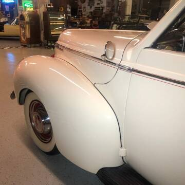 1939 Ford Mercury for sale at Berliner Classic Motorcars Inc in Dania Beach FL