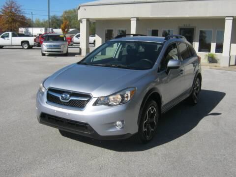 2013 Subaru XV Crosstrek for sale at Premier Motor Co in Springdale AR