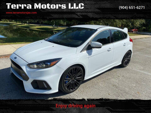 2017 Ford Focus for sale at Terra Motors LLC in Jacksonville FL