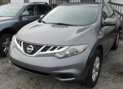 2014 Nissan Murano for sale at Express Auto Sales in Lexington KY