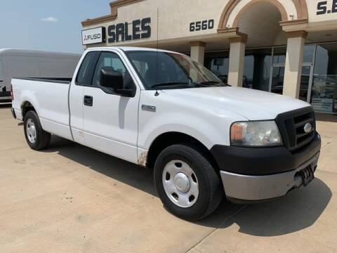 2006 Ford F-150 for sale at TRUCK N TRAILER in Oklahoma City OK