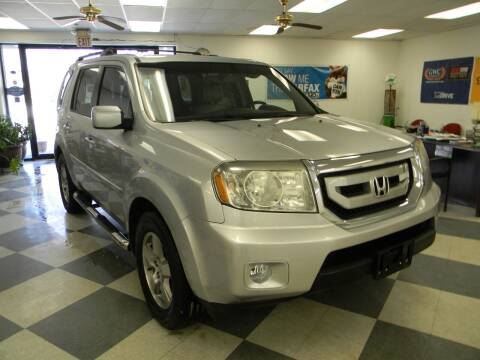 2011 Honda Pilot for sale at Lindenwood Auto Center in St.Louis MO