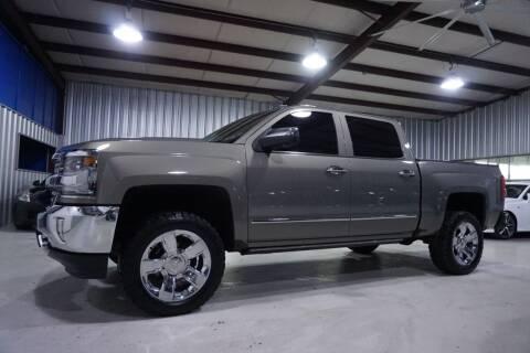2017 Chevrolet Silverado 1500 for sale at SOUTHWEST AUTO CENTER INC in Houston TX