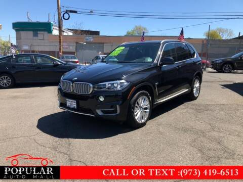 2017 BMW X5 for sale at Popular Auto Mall Inc in Newark NJ