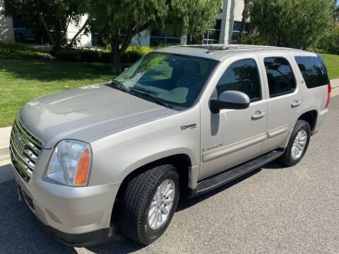 2009 GMC Yukon for sale at Donada  Group Inc in Arleta CA