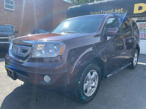 2011 Honda Pilot for sale at DRIVE TREND in Cleveland OH
