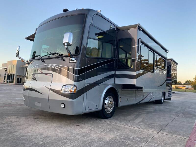 2006 Tiffin Allegro Bus 40, 4 Slides 400hp for sale at Top Choice RV in Spring TX