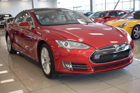 2013 Tesla Model S for sale at Legend Auto in Sacramento CA