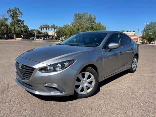 2015 Mazda MAZDA3 for sale at DR Auto Sales in Glendale AZ