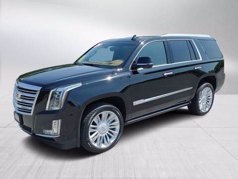 2017 Cadillac Escalade for sale at Fitzgerald Cadillac & Chevrolet in Frederick MD