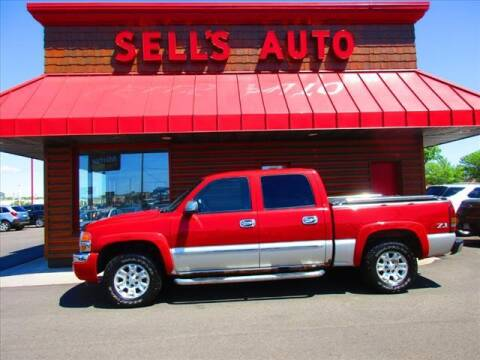 2005 GMC Sierra 1500 for sale at Sells Auto INC in Saint Cloud MN