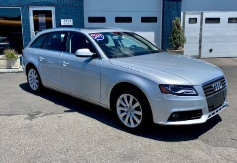 2012 Audi A4 for sale at Saugus Auto Mall in Saugus MA